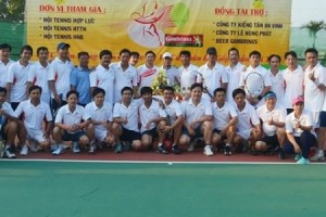 Spring Greeting Tennis Contest 2015