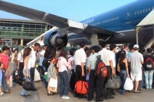Vietnam airlines plan fleet boom as roads and rail fail
